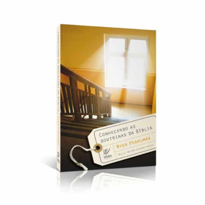 Livro Doutrinas da Bíblia Myer Perlman